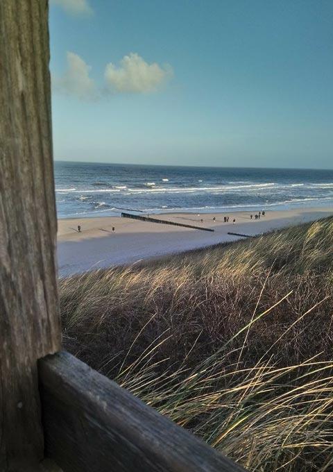Wangerooger Strand